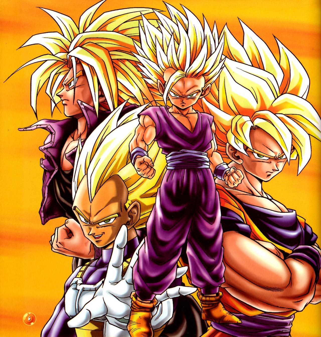 Image Dragon Ball Z Cell Saga Download