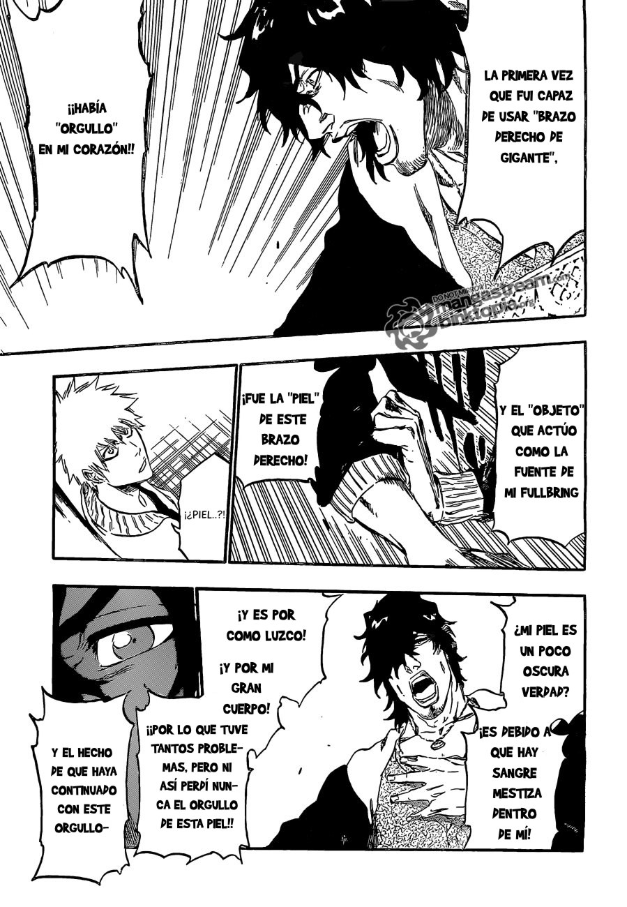 Bleach manga 436 Bleach15
