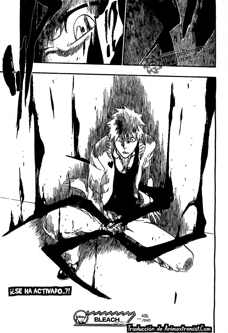 Bleach manga 436 Bleach19