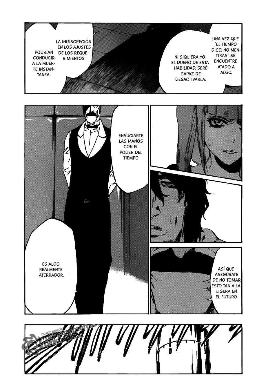 Bleach manga 436 Bleach9